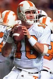 Manning com a 16 de Tennessee
