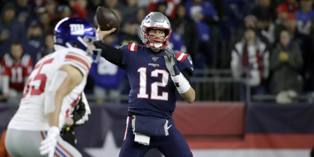 Patriots levam susto, mas vencem os Giants e seguem invictos em 2019