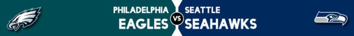 Seahawks batem os Eagles na pior atuação da carreira de Carson Wentz