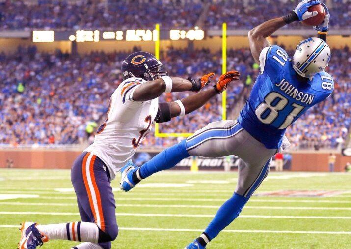 Lendas da NFL: a biografia de Calvin Johnson