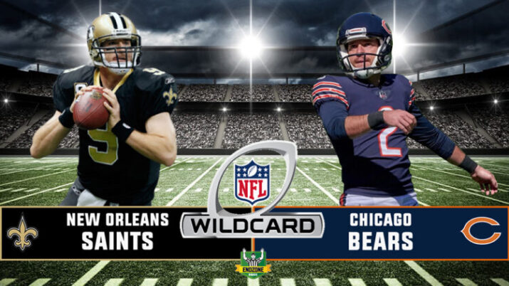 prévia saints bears playoffs 2021