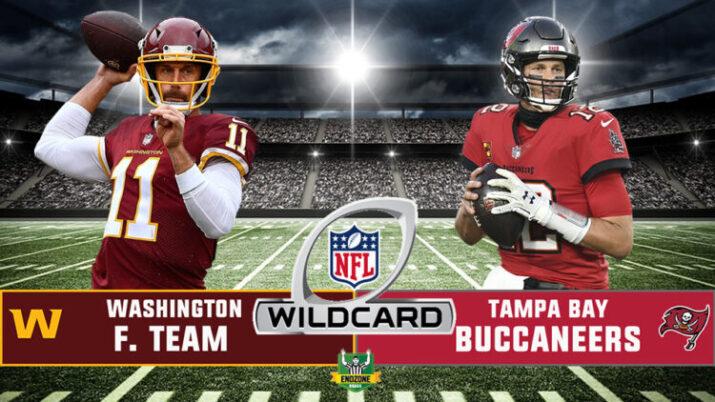 prévia playoffs washington buccaneers 2021